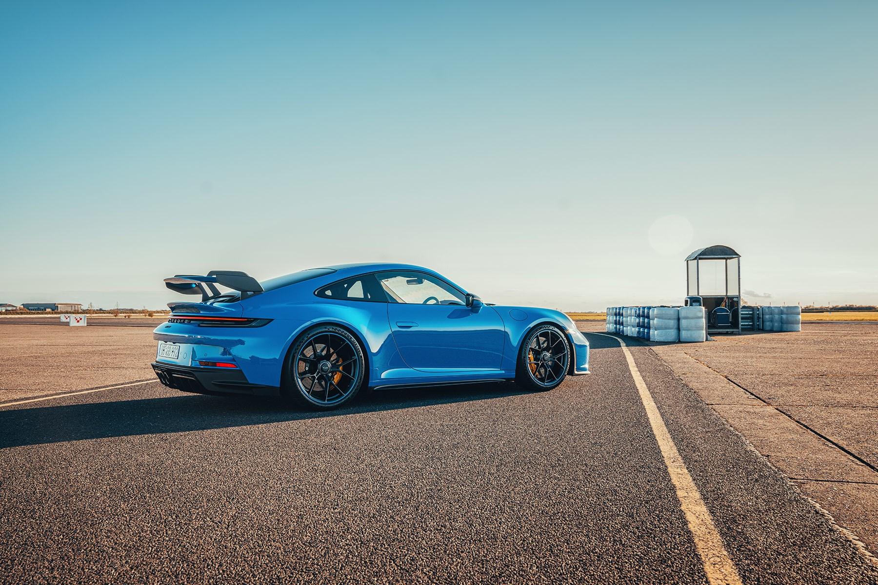 Porsche 911 GT3 (2021) review