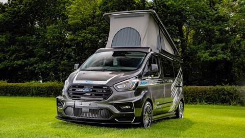 Ford Transit Custom MS-RT Wellhouse Campervan