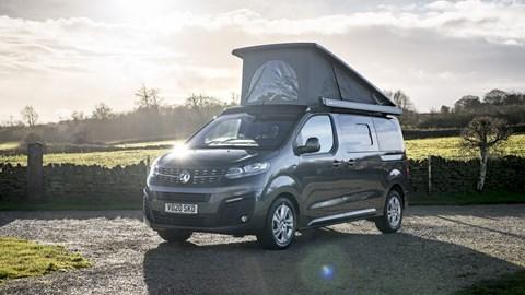 Vauxhall Vivaro Elite campervan