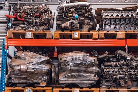 Garage-D engines
