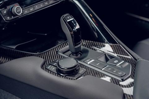 Supra LTT gearshift