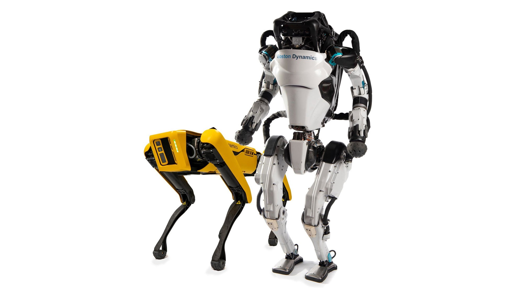 Hyundai Takes Control Of Boston Dynamics, Makers Of Ford Factory Robots