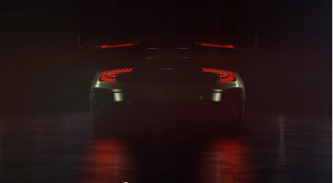 The new Aston Martin Vulcan track-special