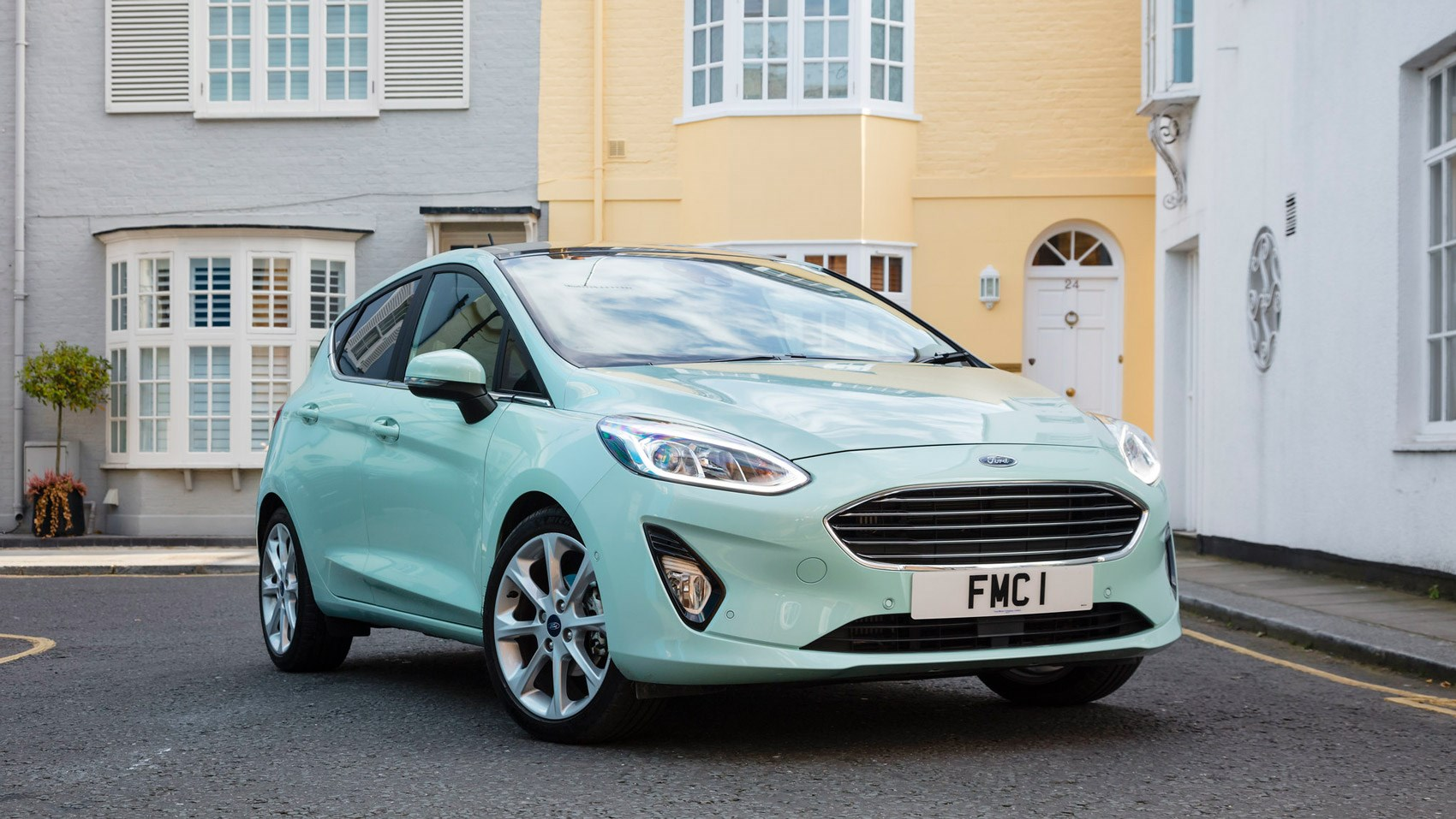 ford fiesta 109 - Ford Fiesta (2020) evaluation: supermini supremo