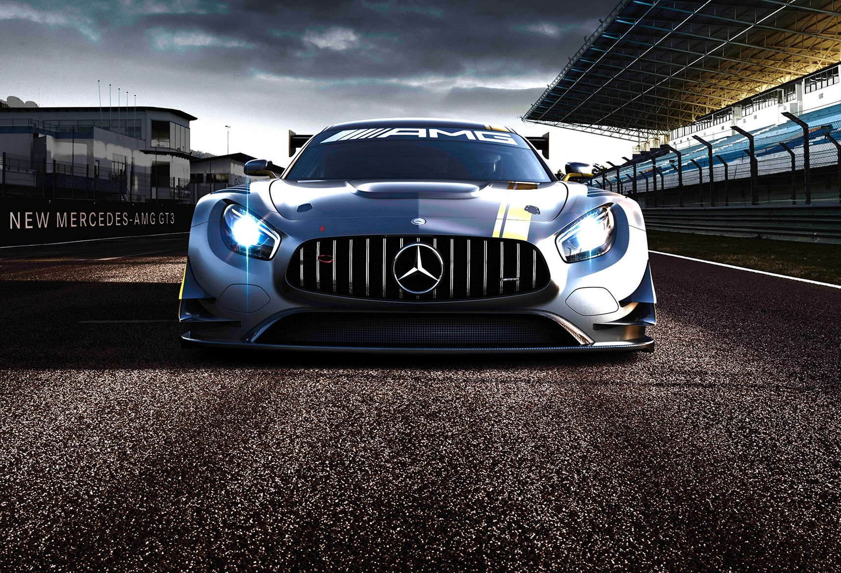 Mercedes Amg The Gt Supercar S Angrier Racier Cousin By Car