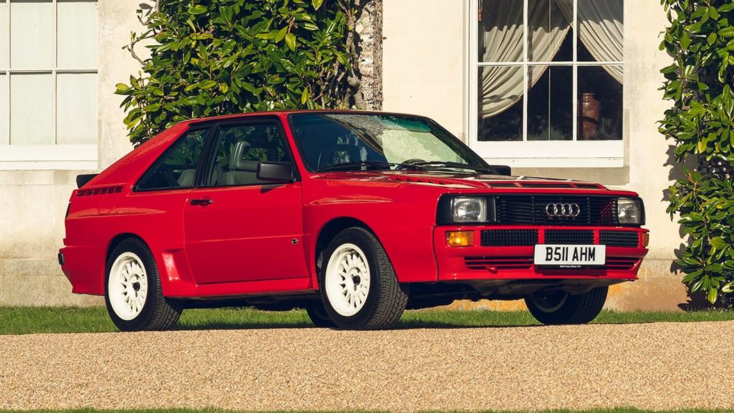 Driving the classics: Audi Sport Quattro review