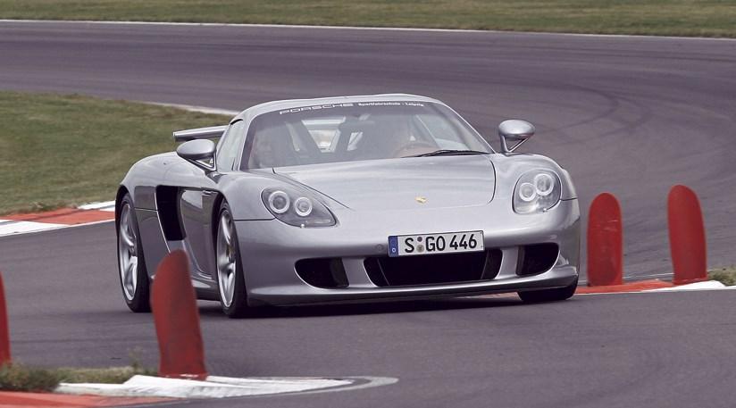 Porsche Carrera Gt 2008 Review Car Magazine