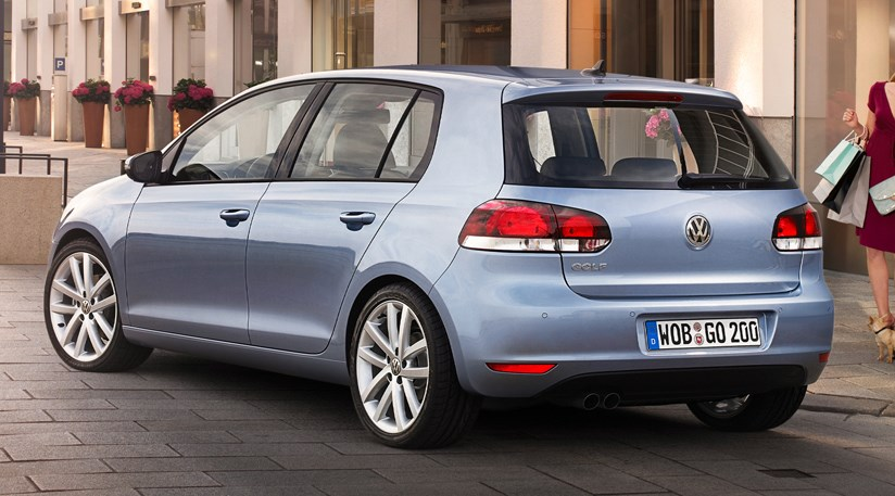 New Vw Golf Mk6 2008 Leaked Pictures By Car Magazine