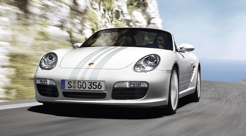 Porsche Cayman S Sport And Boxster S Design Edition 2