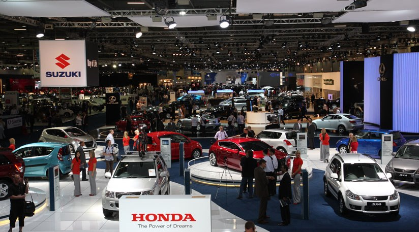 London Motor Show Visitor Numbers Up Percent CAR Magazine - Car show in london