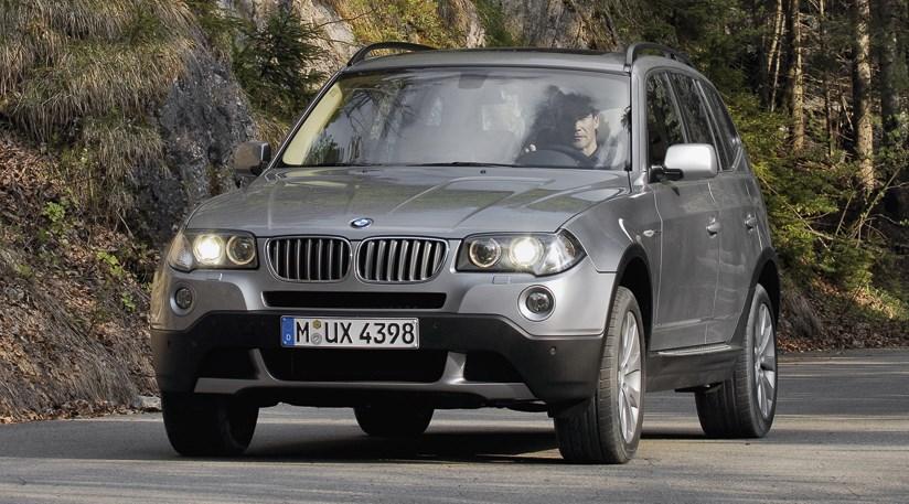 Bmw X3 2 0d 2008 Review Car Magazine