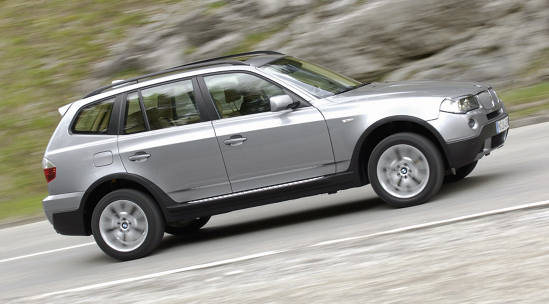Bmw X3 2 0d 2008 Review By Car Magazine