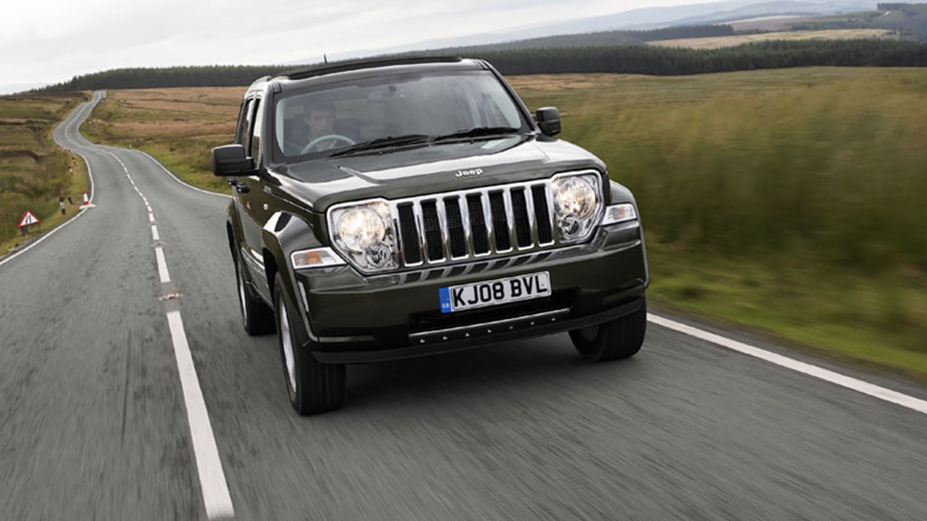 Jeep Cherokee 2.8 CRD Limited UK (2008) Review