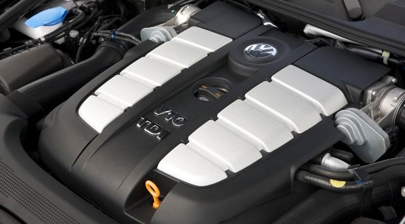 VW Touareg R50 (2008) review | CAR Magazine