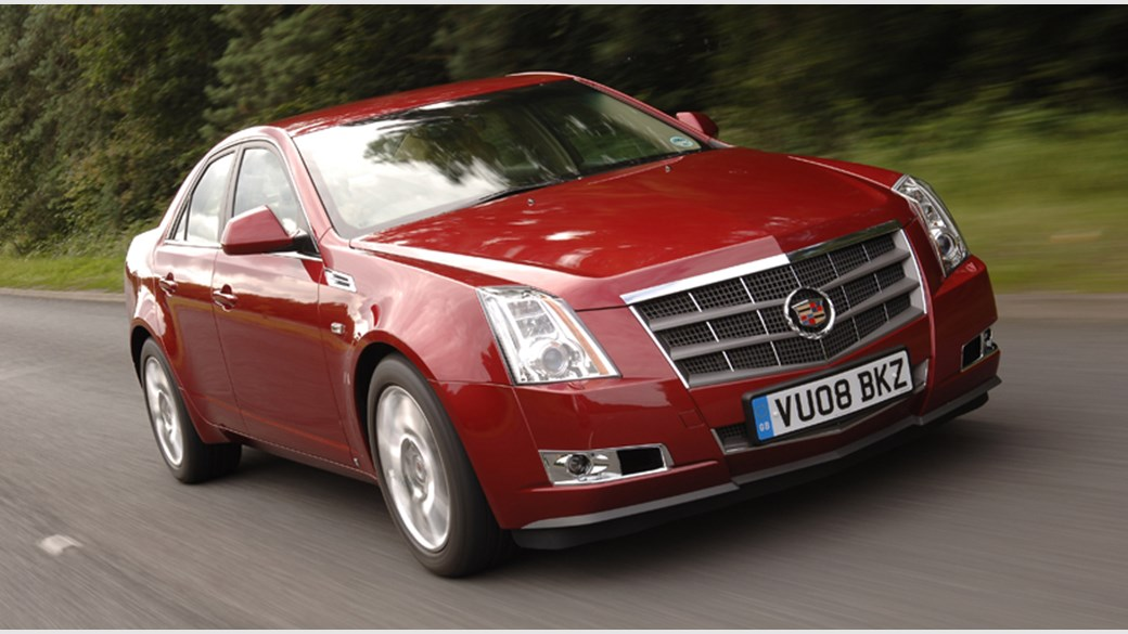 Cadillac Cts 2 8 V6 2009 Review