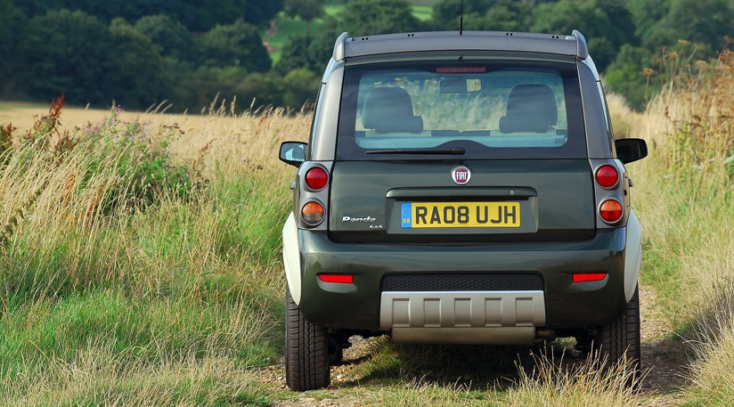 New Fiat Panda 4x4. Fiat Panda Cross comes to the