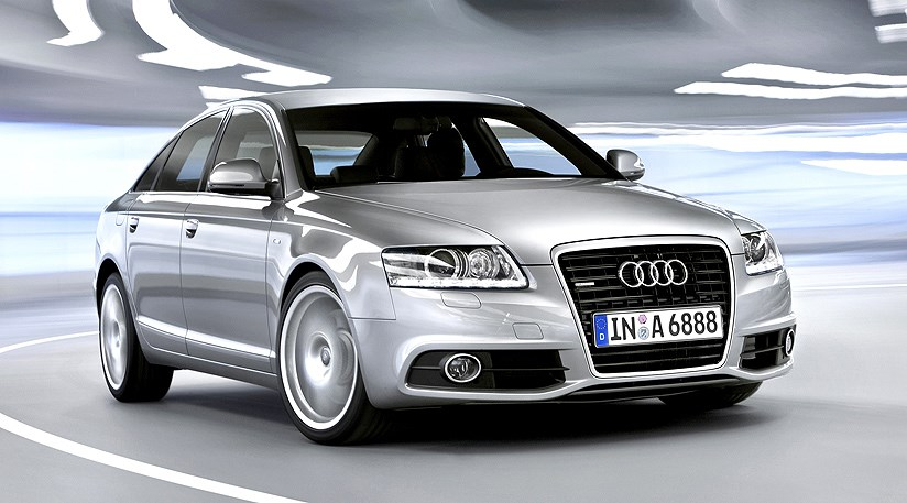 Audi A6 facelift (2008): first official pictures | CAR Magazine