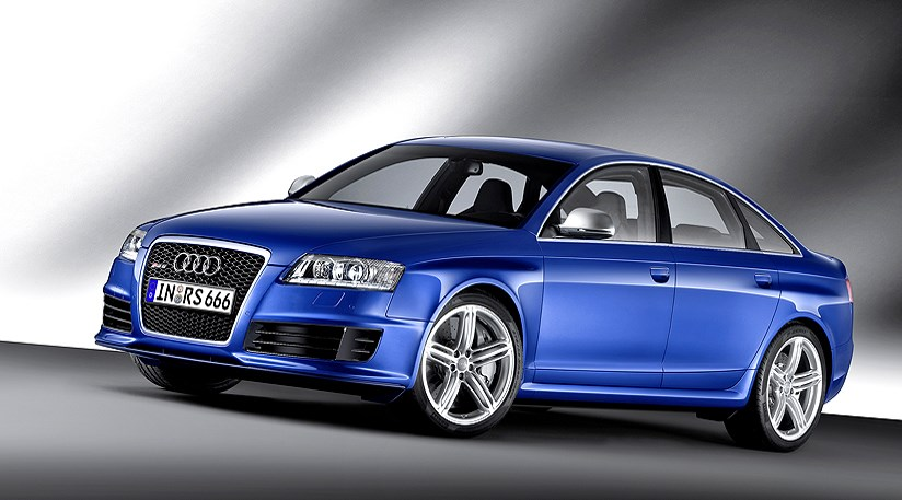 audi rs6 saloon 2008 first pictures car magazine. Black Bedroom Furniture Sets. Home Design Ideas