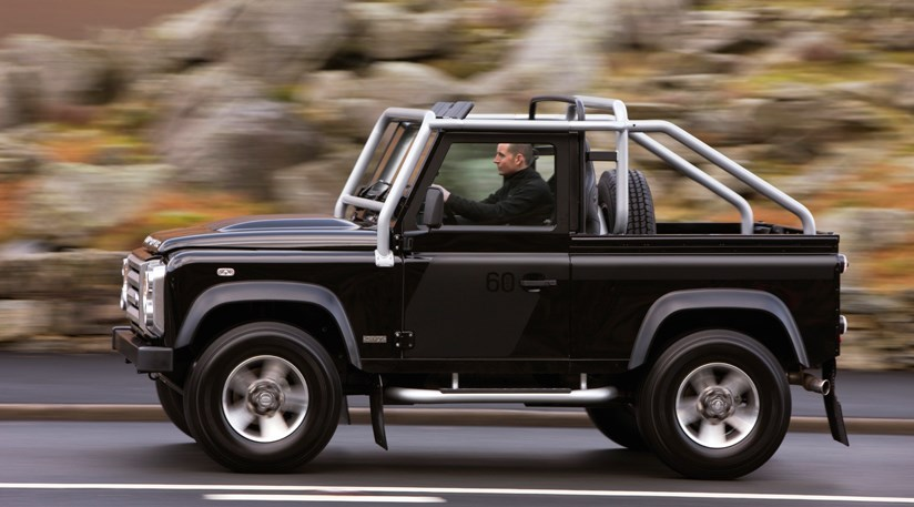 Land Rover Defender Svx 90 Soft Top 2008 Review By Car