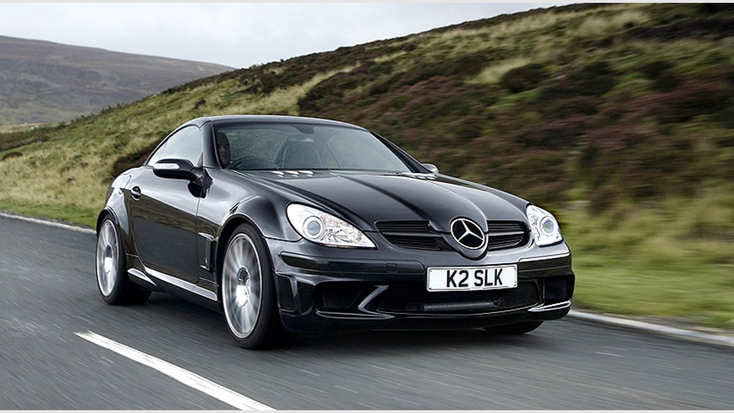 Mercedes Slk55 Amg 2008 Review