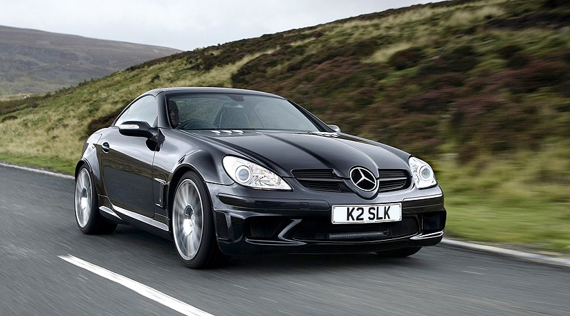 Mercedes Slk55 Amg 2008 Review Car Magazine