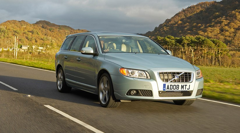 Volvo V70 2.0D SE (2008) review | CAR Magazine