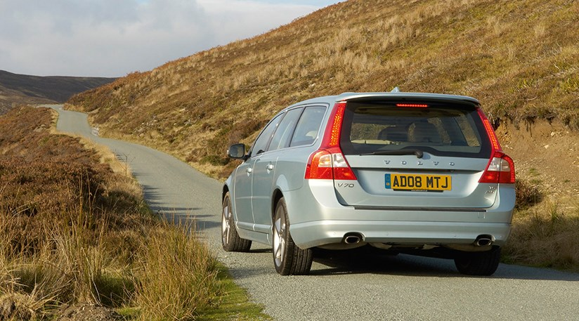 Volvo v70 2008 review