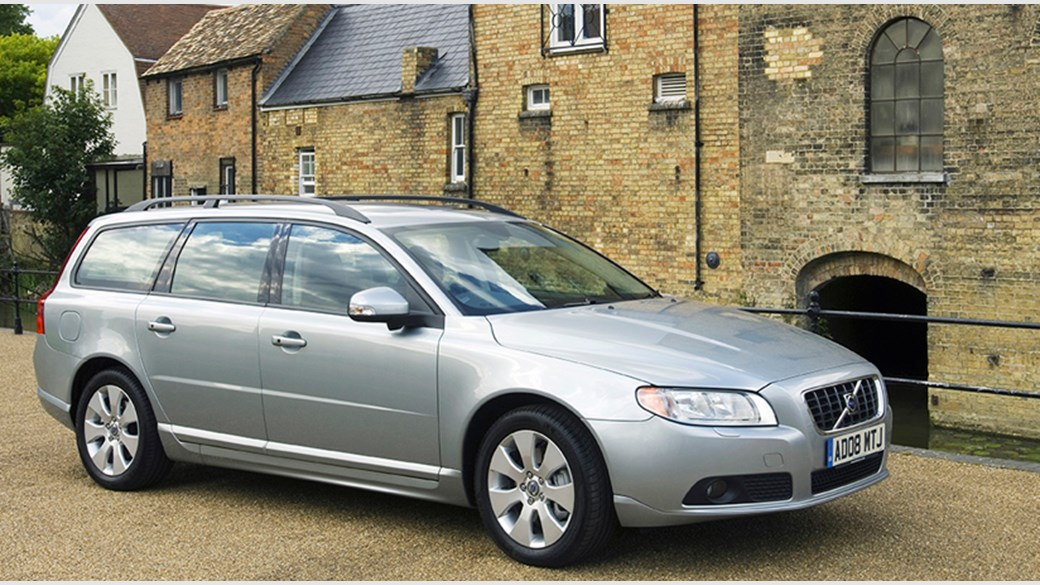 Volvo V70 2.0D SE (2008) review | CAR Magazine