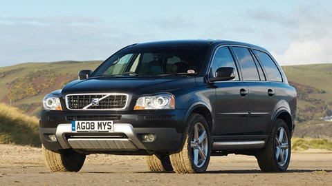 Volvo Xc90 D5 R Design Geartronic 2008 Review Car Magazine