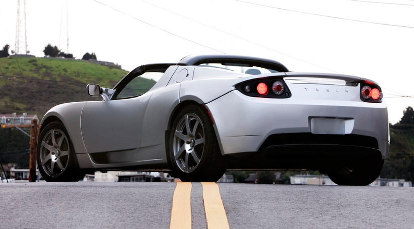 Tesla Roadster 2008 Electric Review Car Magazine