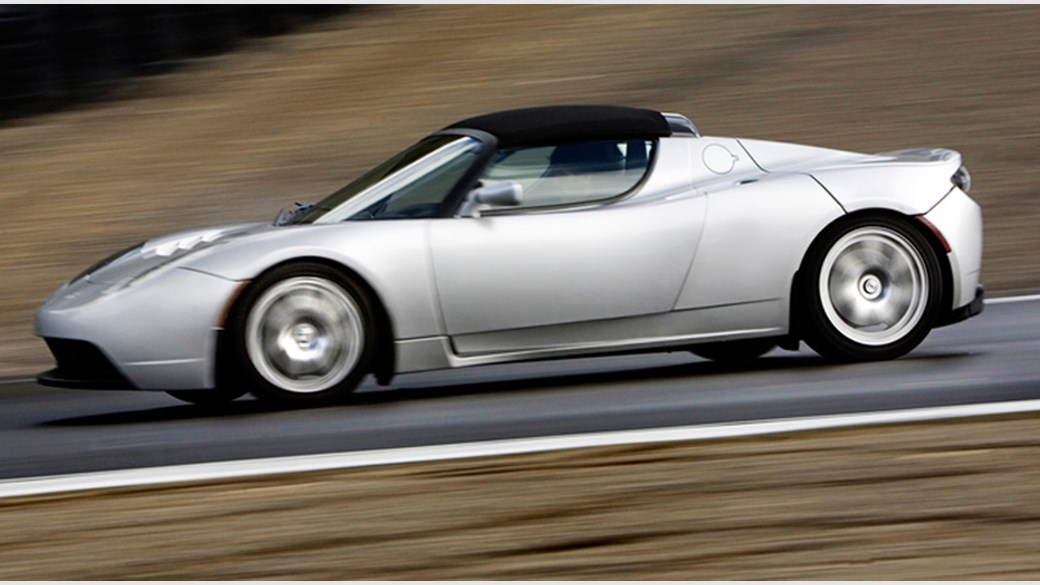 Tesla Roadster 2008 Electric Review