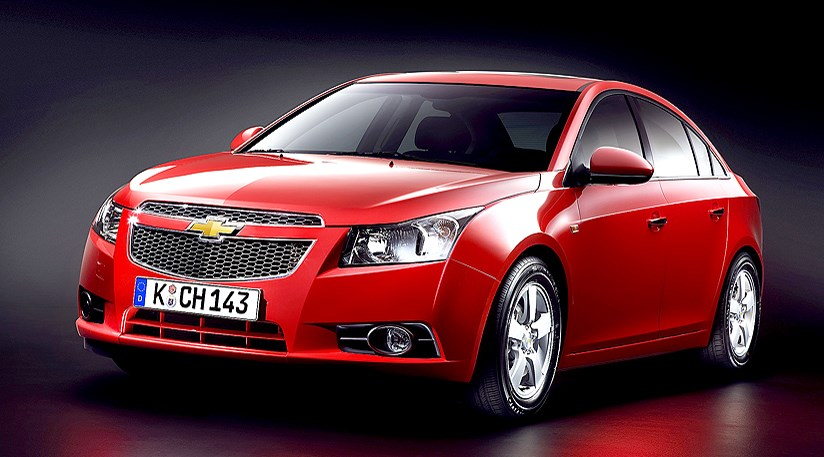 Chevrolet Cruze 2009 First Pictures Car Magazine