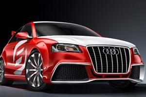 Audi A3 Clubsport quattro concept shows direction future A3 could go in; but expect majority of change under the skin