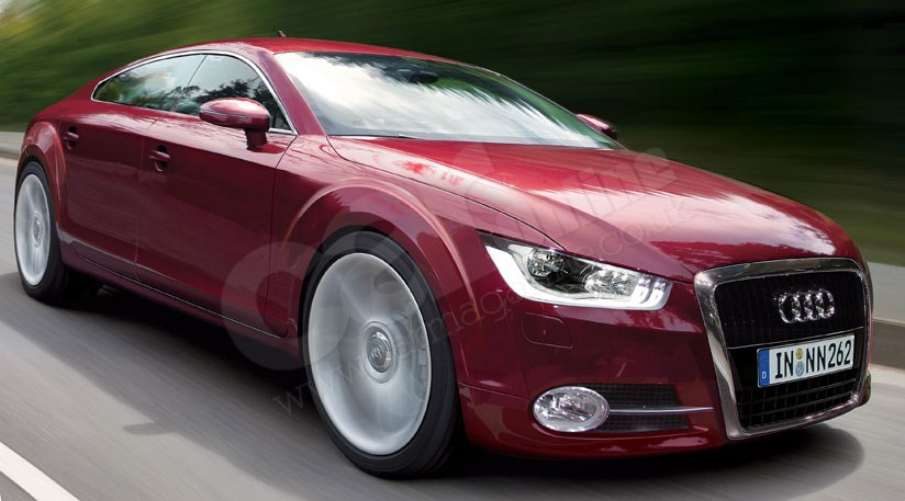 Audi A7 Coupe For Those Who Prefer Their S With Uncomplicated Fixed Metal Roofs Car Artist Impression Reveals The Which Is Aimed