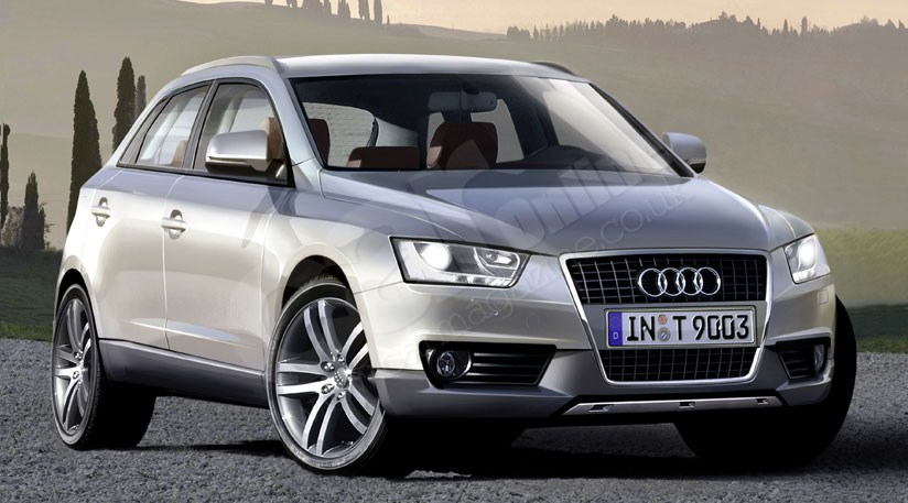 audi scoop special audi s new q3 4x4 2010 by car magazine