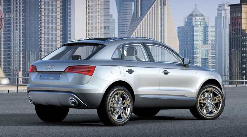 special Audi s new Q3 4x4