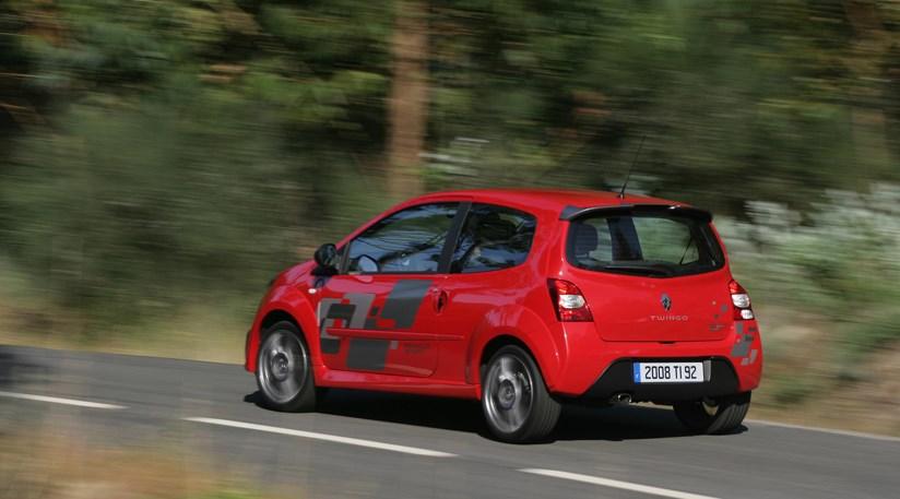 Renault Twingo Renaultsport 133 (2008) review | CAR Magazine