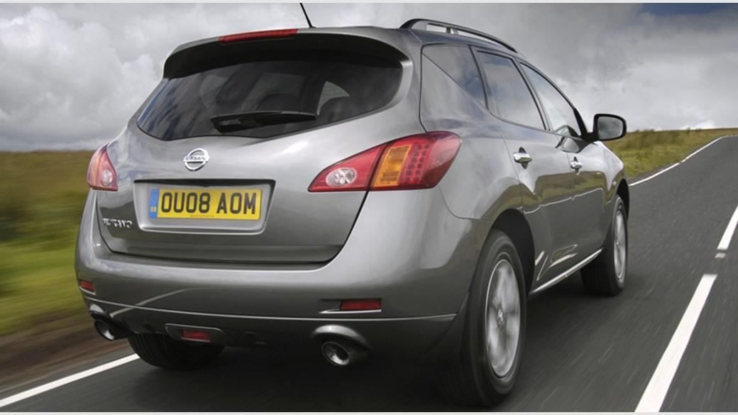 Nissan Murano (2009 European version) review | CAR Magazine