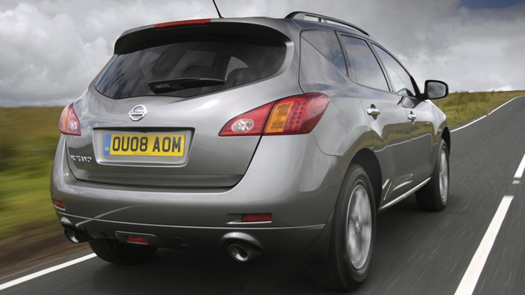 Nissan Murano (2009 European Version) Review