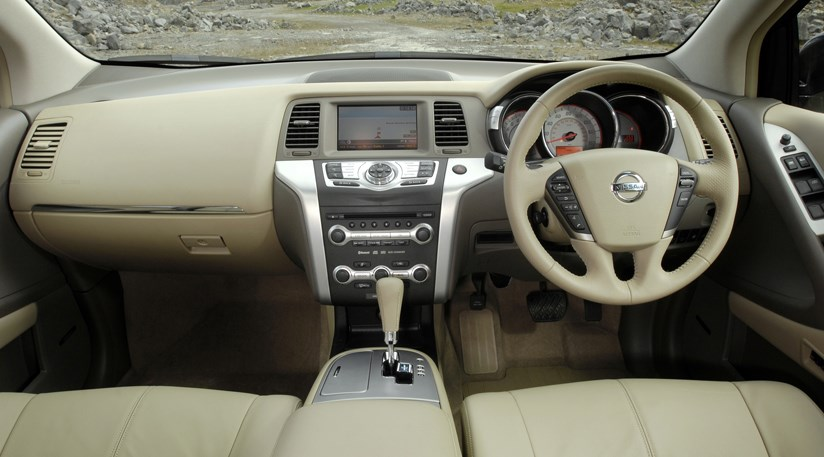 The New Nissan Murano Is A Well Equipped Beast. The Options List Is  Remarkably Short ...