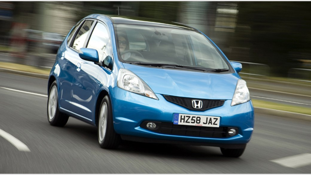 Honda Jazz 14 Es I Shift 2008 Review Car Magazine