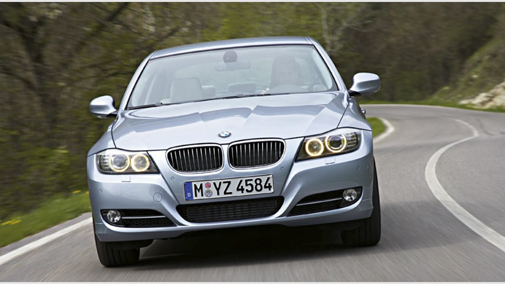 BMW 330d (2008) facelift review by CAR Magazine