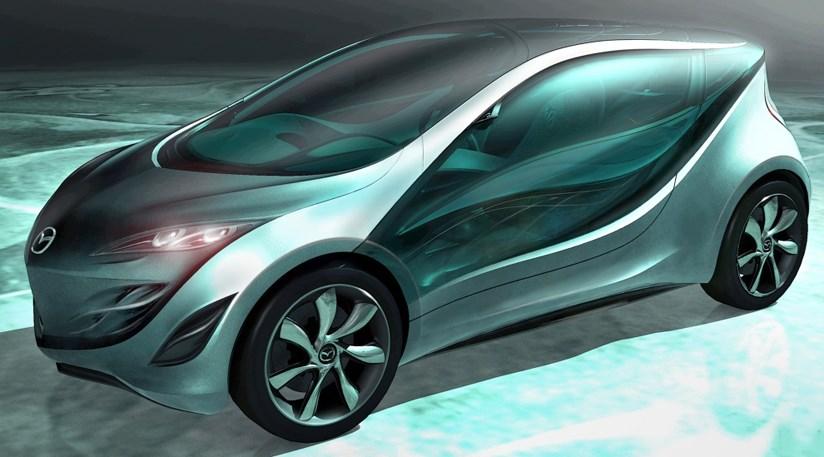 2008 Mazda Kiyora Concept Gallery Cars Wallpaper Hd Download