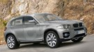 This is the standard BMW X1, a more upright, 'conventional' small SUV – unlike its show-off brother the X2 (first image)