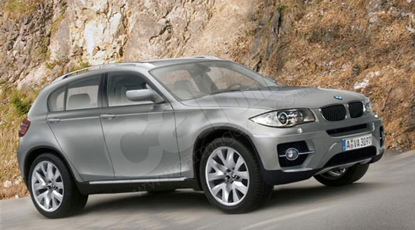 This Is The Standard BMW X1 A More Upright Conventional Small SUV Unlike Its Show Off Brother X2 First Image