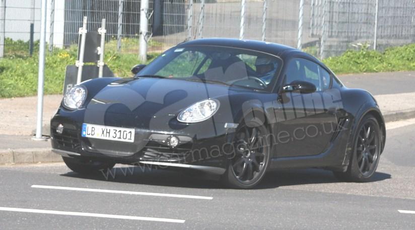 Porsche 911, Porsche Cayman