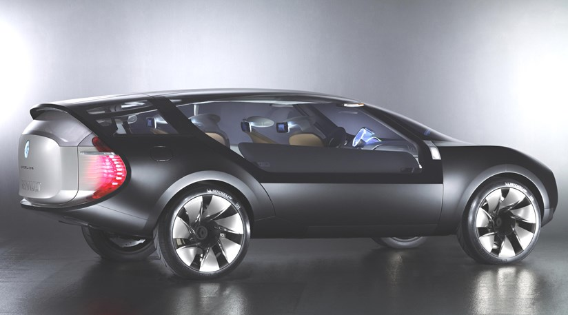 Renault Ondelios Concept 2008 First Photos And Video Car Magazine
