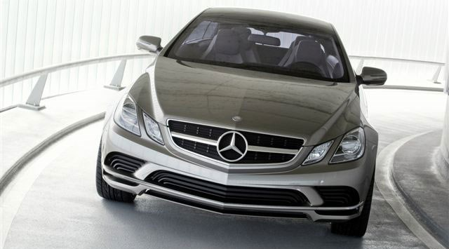 mercedes fascination concept the new e class coupe by. Black Bedroom Furniture Sets. Home Design Ideas