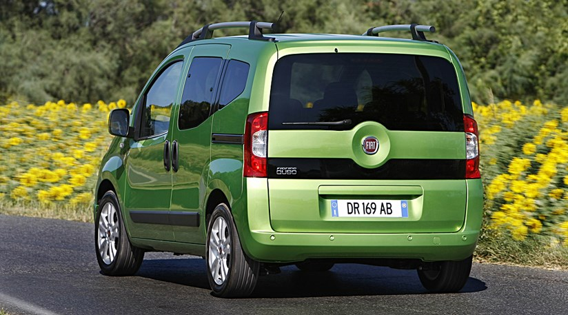 fiat fiorino qubo 1 4 2008 review by car magazine. Black Bedroom Furniture Sets. Home Design Ideas