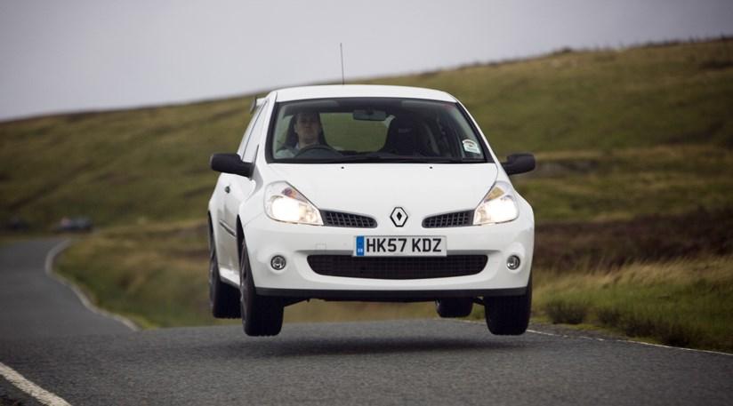 Renault Clio Cup (2008) review | CAR Magazine
